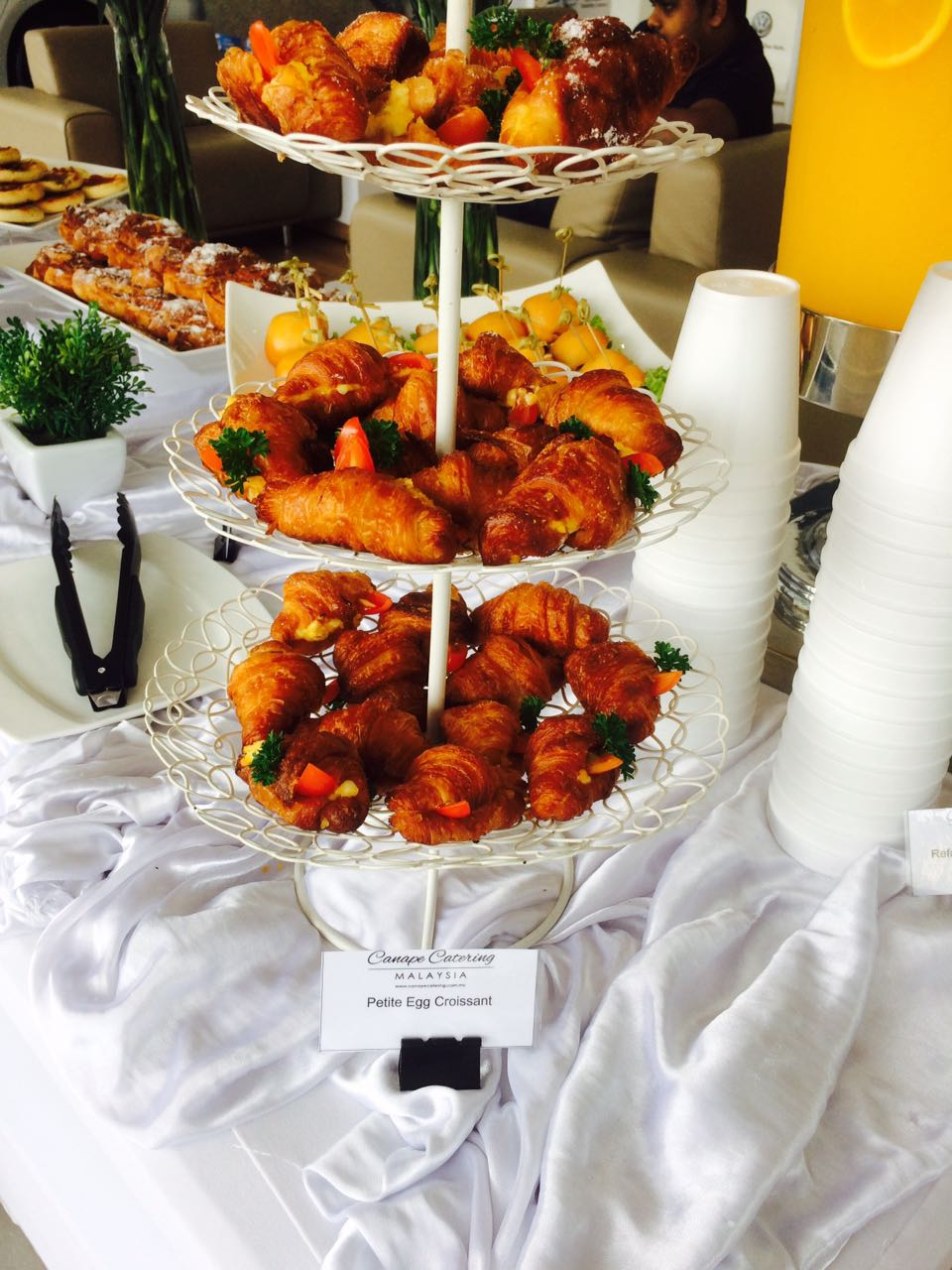 Foods gallery canap buffet food catering services in kl for Canape buffet menus