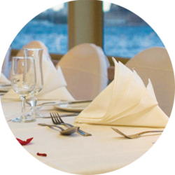 Canape Catering Cruise Private Dining Venue Selection
